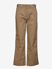 Hope - Zone Trouser - housut - beige - 0