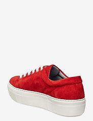 Hope - Sam Sneaker Wom - sneakersy niskie - red - 2