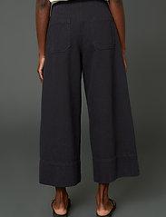 Hope - Vast Trousers - bukser med brede ben - washed black - 3