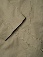 Hope - Standard Coat - trenchcoats - khaki green - 3