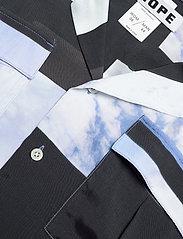 Hope - Short Shirt - overhemden met korte mouwen - heaven blue print - 2