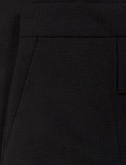 Hope - Law Trouser - bikses ar taisnām starām - black - 3