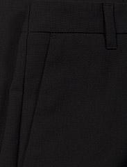 Hope - Was Trouser - bikses ar taisnām starām - black - 2