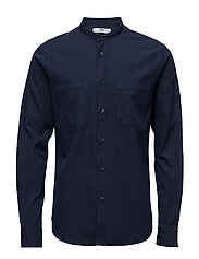 Rick Shirt - BLUE STRIPE