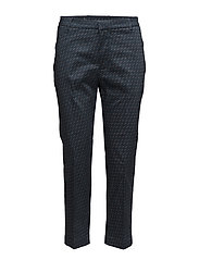 Lobby Trouser - WAVE PRINT