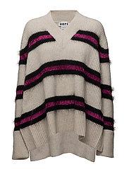 Moon Sweater - STRIPE