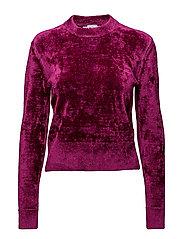 Tone Sweater - BRIGHT PINK