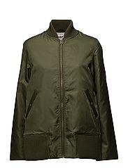 Mine Jacket - KHAKI GREEN