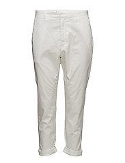 News Trouser - OFF WHITE