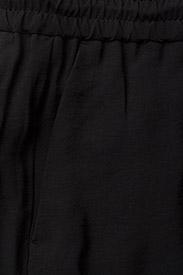 Hope - Lino Trouser - casual bukser - black - 2