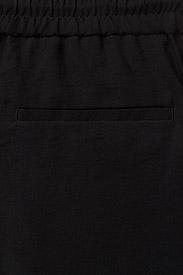 Hope - Lino Trouser - casual bukser - black - 4