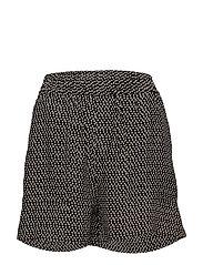 Giza Shorts - BLACK STAR