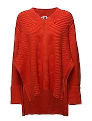 Moon Sweater - TANGERINE