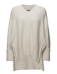 Moon Sweater - WHITE