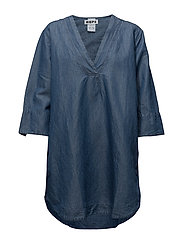 Dose Dress - BLUE MEL