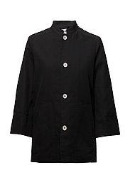 Tray Jacket - BLACK