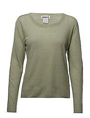Half Sweater - PISTAGE GREEN