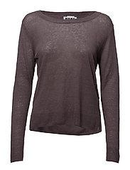 Half Sweater - SHARK GREY