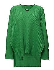 Moon Sweater - PEA GREEN