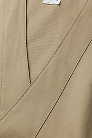Hope - Trail Dress - omlottklänning - beige - 3