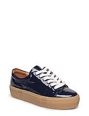 Sam Sneaker - NAVY PATENT
