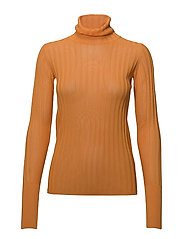 Shape Sweater - ORANGE
