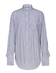 Brave Shirt - BLUE STRIPE