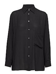 Elma Shirt - BLACK