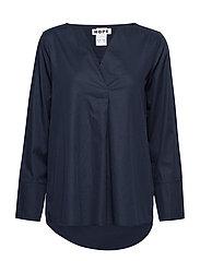 Mono Shirt - DK NAVY