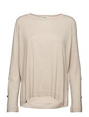 Copa Sweater - OAT BEIGE