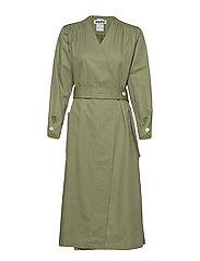Cross Dress - PALE GREEN
