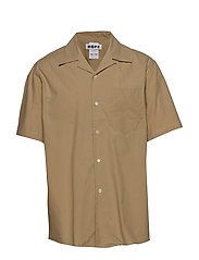 Camp Shirt - BEIGE