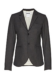 The One Blazer - GREY CHECK