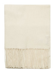 Fringe Scarf - OFF WHITE