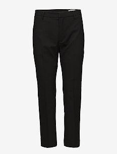 Lobby Trouser - BLACK SUIT