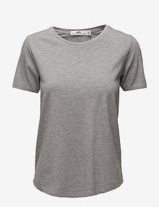One Tee - basic t-shirts - grey mel