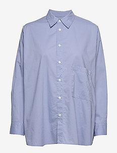 Elma Shirt - SHIRT BLUE