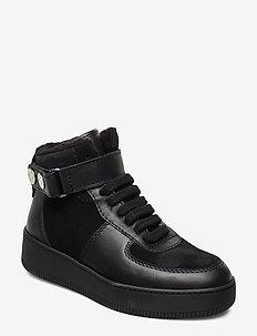 Way Sneaker - hoge sneakers - black
