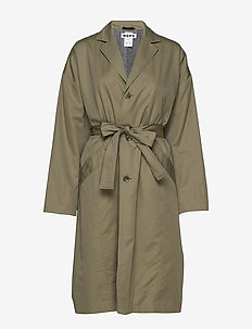 Standard Coat - trencze - khaki green