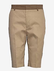 Kick Shorts - bermudy - khaki duo