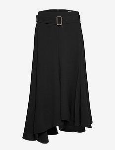 Ellipse Skirt - BLACK