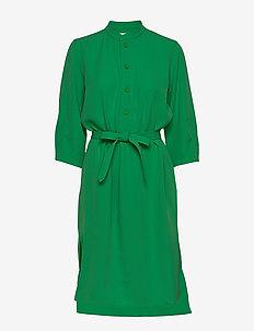 Flex Dress - skjortekjoler - green