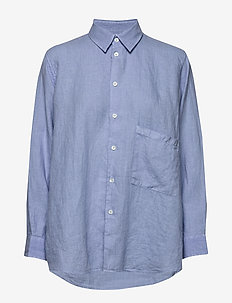 Elma Shirt - SHIRT BLUE