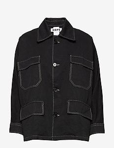 Away Jacket - utility-jakker - black
