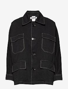 Away Jacket - kurtki użytkowe - black