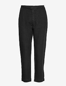 Krissy Edit Trouser - casual trousers - black
