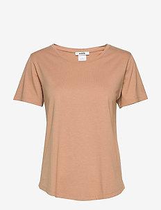 One Tee - t-shirts - copper beige