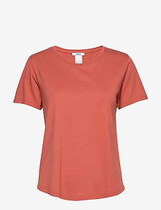 One Tee - t-shirts - coral pink