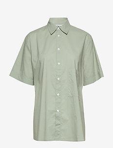 Elma Shortsleeve - koszule z krótkim rękawem - sage green