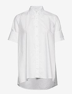 Tour Shirt - chemises à manches courtes - white